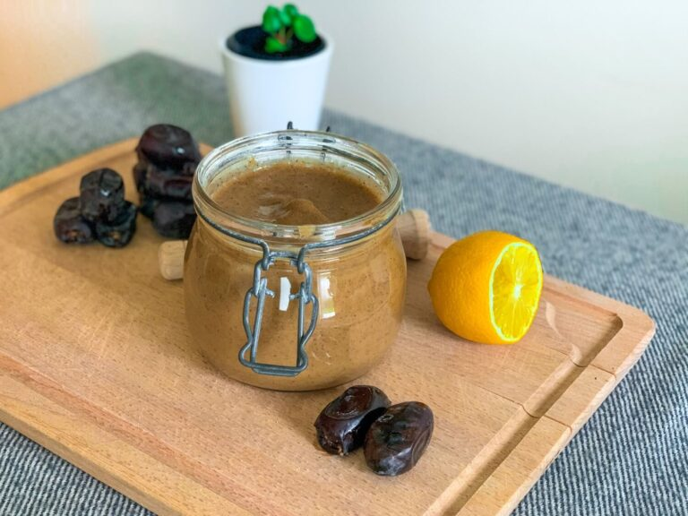 Date Syrup – Healthy sugar replacement