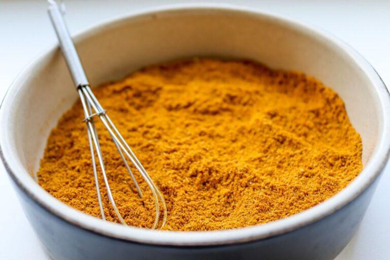 Curry powder recipe – homemade