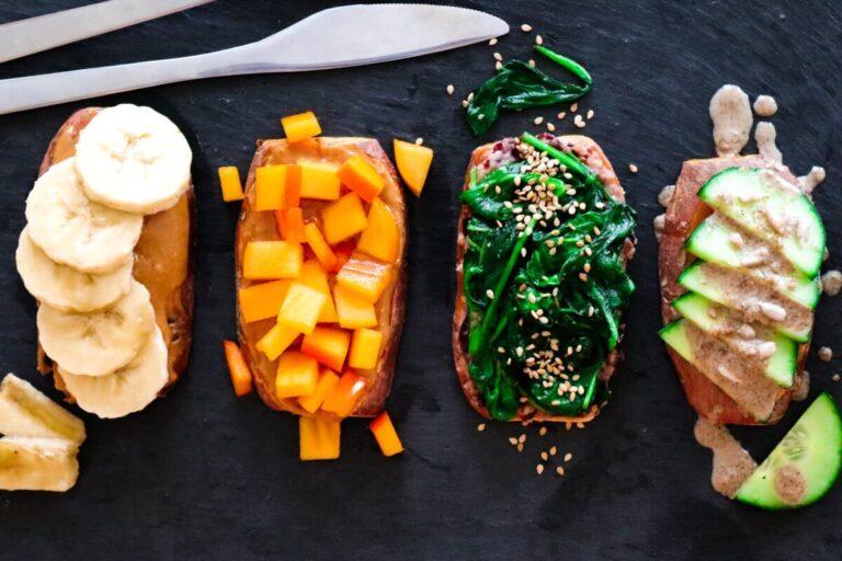 Sweet potato toast recipe – meal-prep breakfast