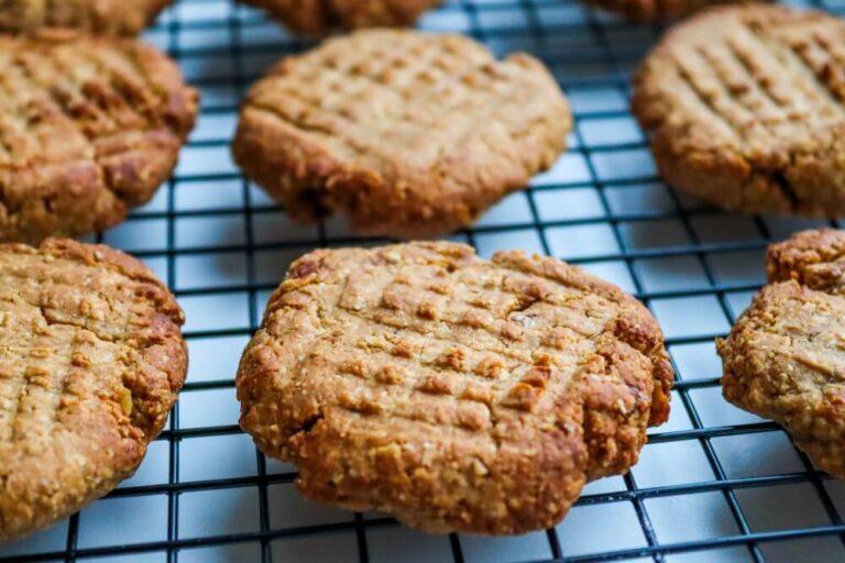 Peanut butter oatmeal banana cookies recipe