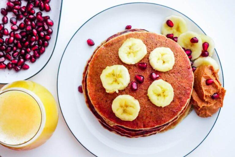 One-bowl Vegan Buckwheat Pancakes